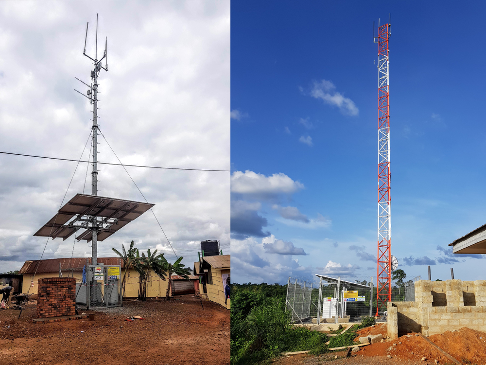 Rural Telephony Project