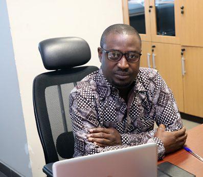 ALHAJI FAISAL ISSAHAKU GBANJILI (Director of Sustainability and Partnerships)