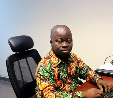 MICHAEL AGYEI TAKYI (Principal Manager, Programmes)
