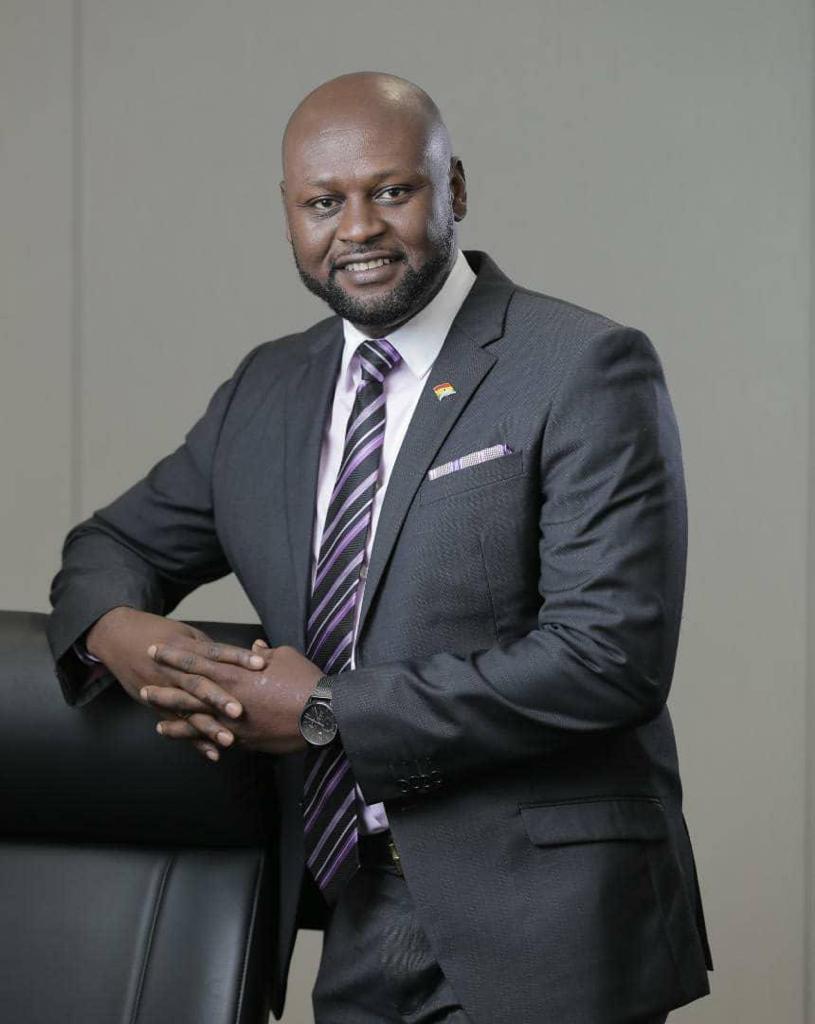 Prince Ofosu Sefah (Administrator)